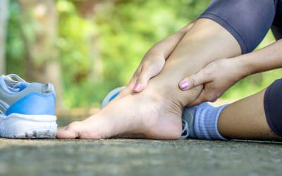 Take Steps to Prevent, Manage Ankle Sprains